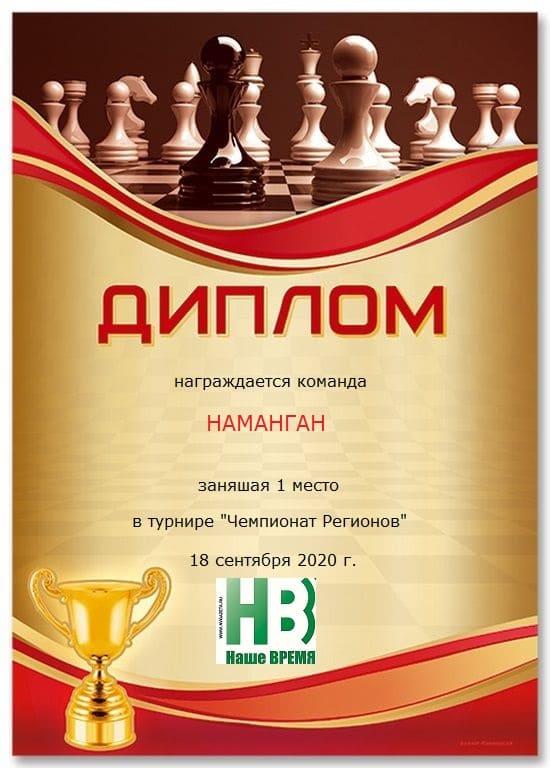 На турнирах под брендом «Чемпионат регионов» сыграли около 800 шахматистов из разных стран