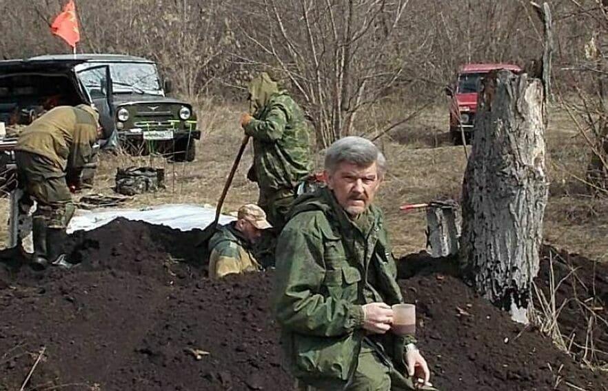 Сегодня не стало командира регионального поискового центра «Поиск» Александра Павленко