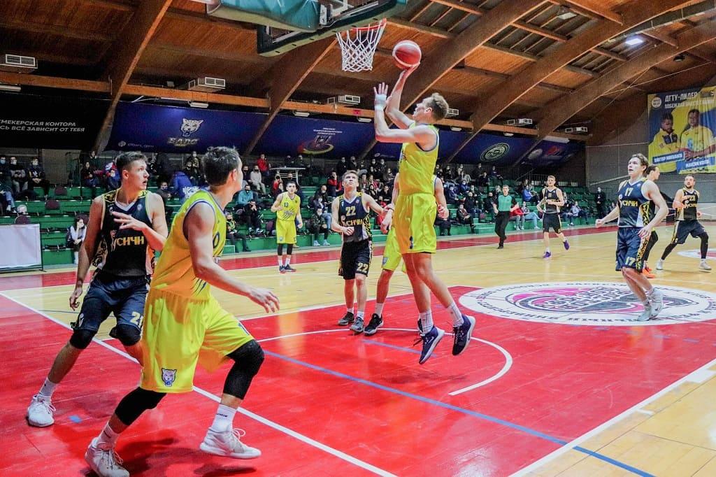 Донские «барсы» одержали первую победу в сезоне