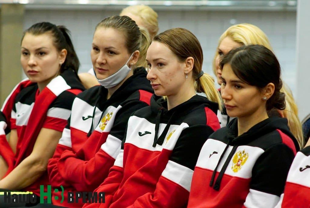 Сборная России по гандболу начинает в Ростове тренировочные сборы