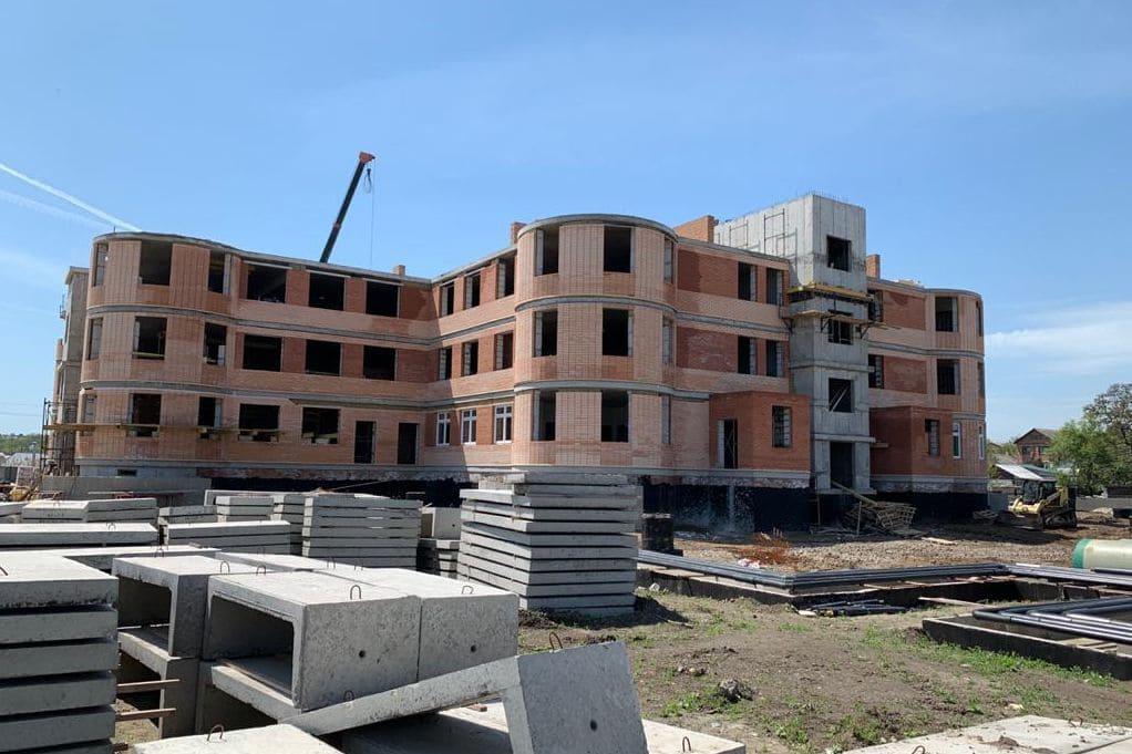 Строительство двух детских садов в Таганроге завершат в декабре
